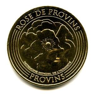 77-PROVINS-Rose-de-Provins-2016-Monnaie-de-Paris