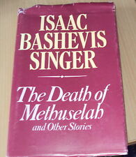 THE DEATH OF METHUSELAH by ISAAC BASHEVIS SINGER - UNCORRECTED PROOF