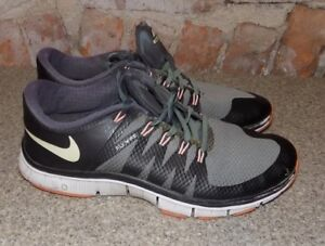 NIKE FREE 5.0 TR FLY WIRE GRAY AND