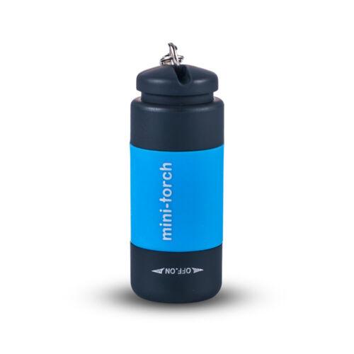 Mini LED Light USB Rechargeable Flashlight Lamp Pocket Keychain Torch Waterproof