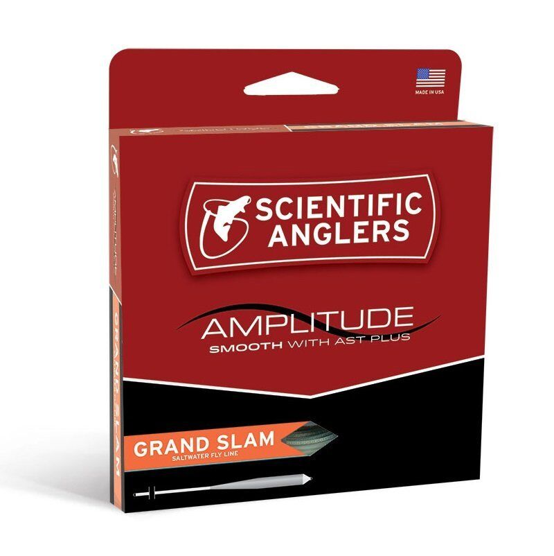 S A Amplitude Smooth Smooth Smooth Grand Slam Fly Line - WF9F - New c0eb90