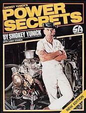 Smokey Yunick POWER SECRETS guide book manual SA car engine repair speed garage