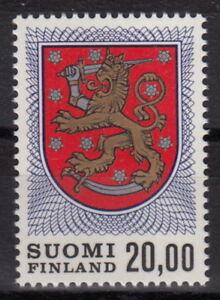 FINNLAND-Mi-823-Iy-Marke-20-00-postfrisch-MNH-ansehen-MW-10-I234-1