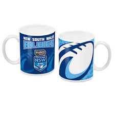 2019 State of Origin NSW New South Wales Blues Ezy Freeze Stein Mug Cup 500ml