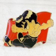 Street Fighter 2 Metal Pins Badge Fei Long Capcom Character JAPAN GAME