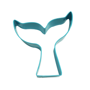 The Cake Decorating Co Mermaid Tail Cookie Cutter