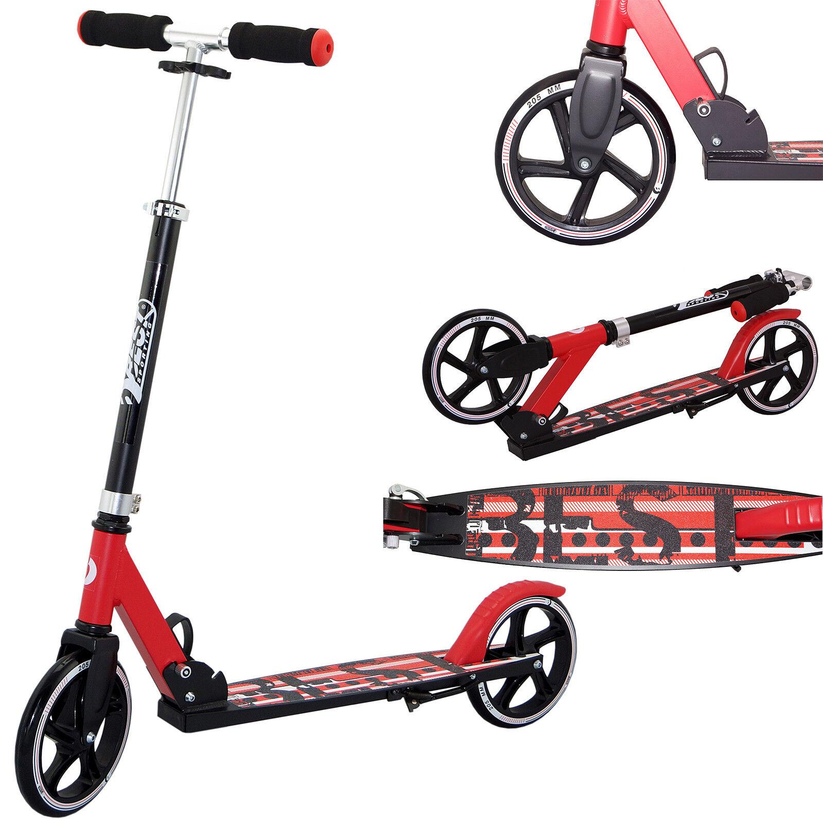 Best Sporting Scooter 205er Ruolo, Pieghevole Monopattino per Bambino