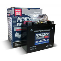Ytx20hl-bs Agm Maintenance Free Battery-motocross Made In U.s.a.