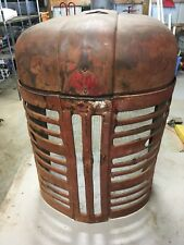 Farmall 400 Grille Nose Cone And Side Panels