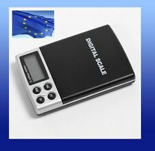 BASCULA digital peso hasta 1000g 0,1g electronica pesa para joyas, comida, ...