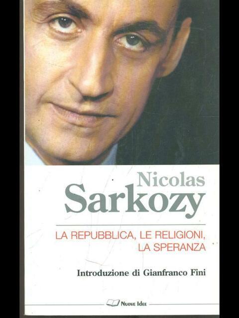 LA REPUBBLICA, LE RELIGIONI, LA SPERANZA PRIMA EDIZIONE