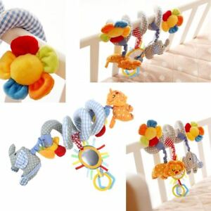 Baby Infant Crib Spiral Hanging Stroller Cot Buggy Pram Car Seat Pushchair Toy 889634961860