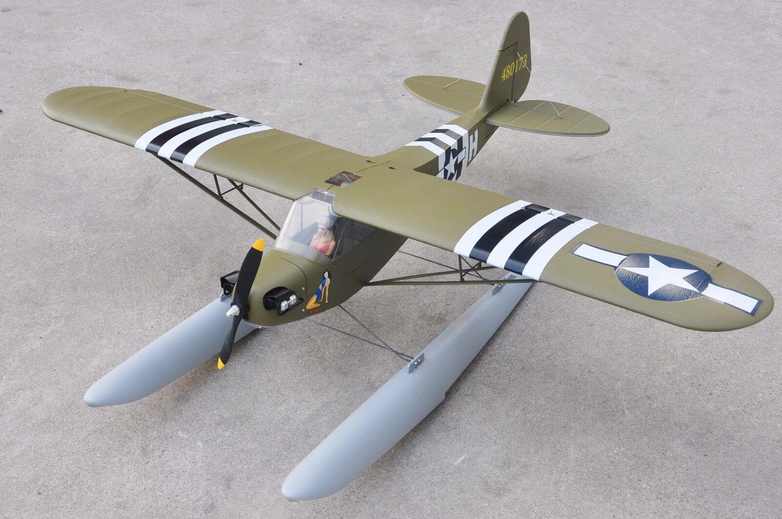 Dragon 4S 1400MM L4 Grasshopper PNP w landing gear & & & floats 7180b0