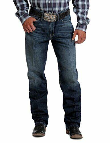 Cinch Men/'s Sawyer Loose Fit Jean Choose SZ//color