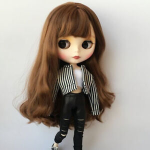Stylish-Vest-Jacket-Skinny-Clothes-Set-for-Blythe-Licca-Pullip-Causal-Outfit