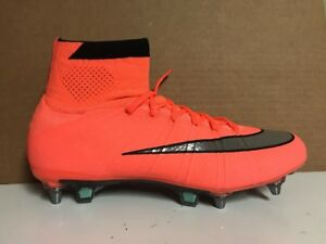 premium selection f5b7e 32c32 Image is loading Nike-Mercurial-Superfly-SG-Pro-SZ-7-Bright-