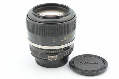 converted Nikkor New Excellent Japan 85mm Ai 1 F 97148 8 Nikon From q8E7xwEng