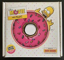 The Simpsons Movie The Music Original Soundtrack Limited By Simpsons The The Simpsons Cartoon Hans Zimmer Composer Cd Jul 2007 Adrenaline For Sale Online Ebay