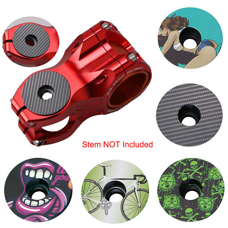 Bicycle Headset Stem Top Cap Cover for MTB Road Bike Cycling Accessories