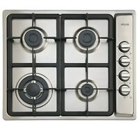 Euro Appliances 60cm Gas Cooktop - Epz3wgctss