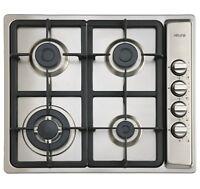 Euro Appliances 60cm Gas Cooktop - Epz3wgctss
