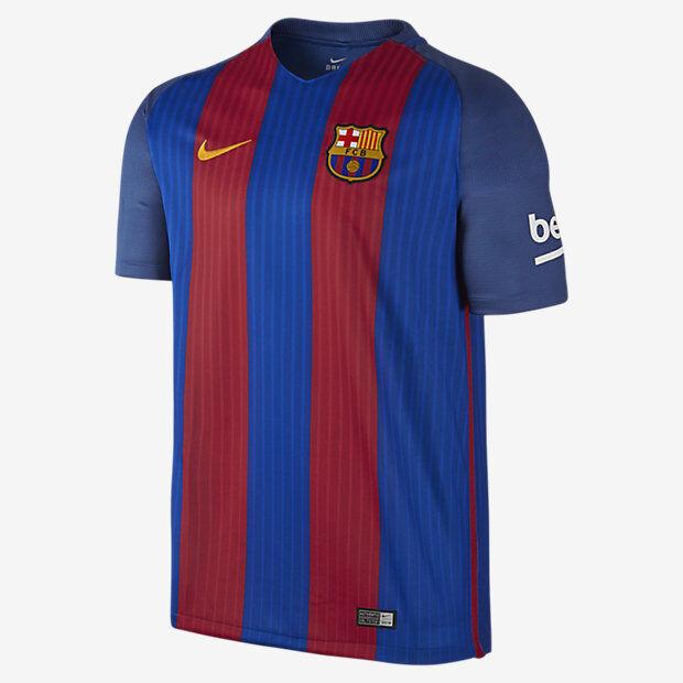 Nike Neymar Jr FC Barcelona Home Jersey 2016 17 17 17 f29729
