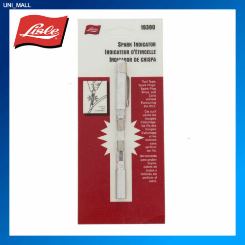 Mad in USA Lisle Tools New 19380 Spark Tester for Spark Plug Wires Coils