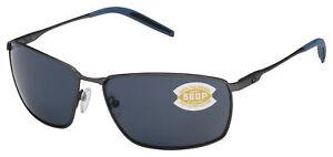 Costa-Del-Mar-Turret-Sunglasses-TRT-247-OGP-Gunmetal-Grey-580P-Polarized