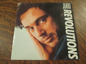 45-tours-jean-michel-jarre-revolutions