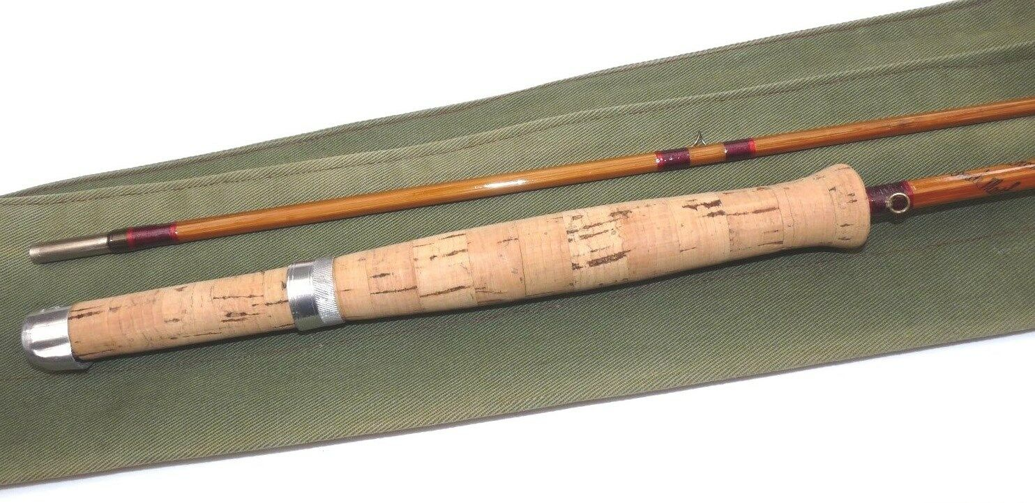 Fine Hardy JJH Triumph   8'9  Palakona cane fly rod line 6 to use or collect  to provide you with a pleasant online shopping