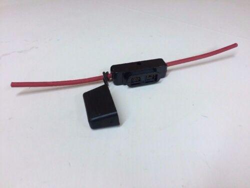 0MAH0001Z Littelfuse Inline Maxi Blade Fuse Holder 6AWG MAH-1 MAH1 114LF