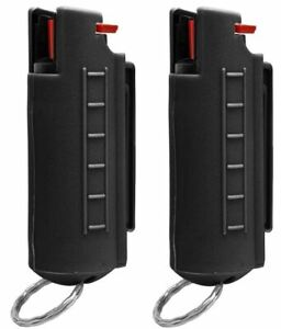 Pepper Spray/Mace-Security, Self Defense-2 Pack-Made in and shipped from the USA