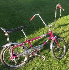 Murray Eliminator F5 Parkleigh Wildcat 500XL Gimbels Pink 5 Speed Muscle Bike