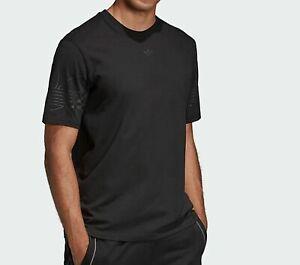 adidas-Originals-Stormzy-Spirit-Trefoil-Tee-Sizes-M-L-Black-Brand-New-EA2380