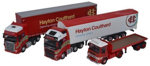 Oxford 76SET45 00 Hayton Coulthard centenary Kit