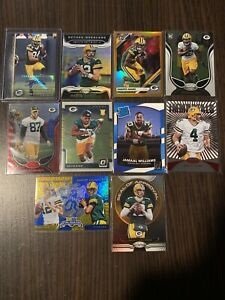 Green-Bay-Packers-Card-Lot