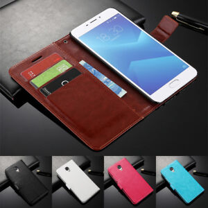 Per-Meizu-M3-M5-M5S-M6-slot-per-schede-magnetico-Note-WALLET-FLIP-CUSTODIA-IN-PELLE-COVER