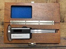 Brown Amp Sharpe 6 Max Micrometers Digital 599572 Parts Or Repairs