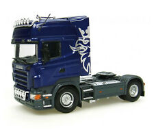 UNIVERSAL HOBBIE 1/50 Scania R580 Blue *Cab Only*#5684 *New*Sealed*