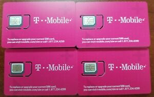 NEW-T-Mobile-4G-LTE-Sim-Card-Tmobile-3-IN-1-TRIPLE-CUT-Nano-Micro-amp-Standard