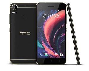 New-Imported-HTC-Desire-10-PRO-Duos-Dual-64GB-4GB-5-5-034-20MP-13MP-Black
