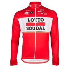NEW Lotto Soudal 2017 Jersey RRP £78.99 Vermac Tour de France XX-Large Team Red
