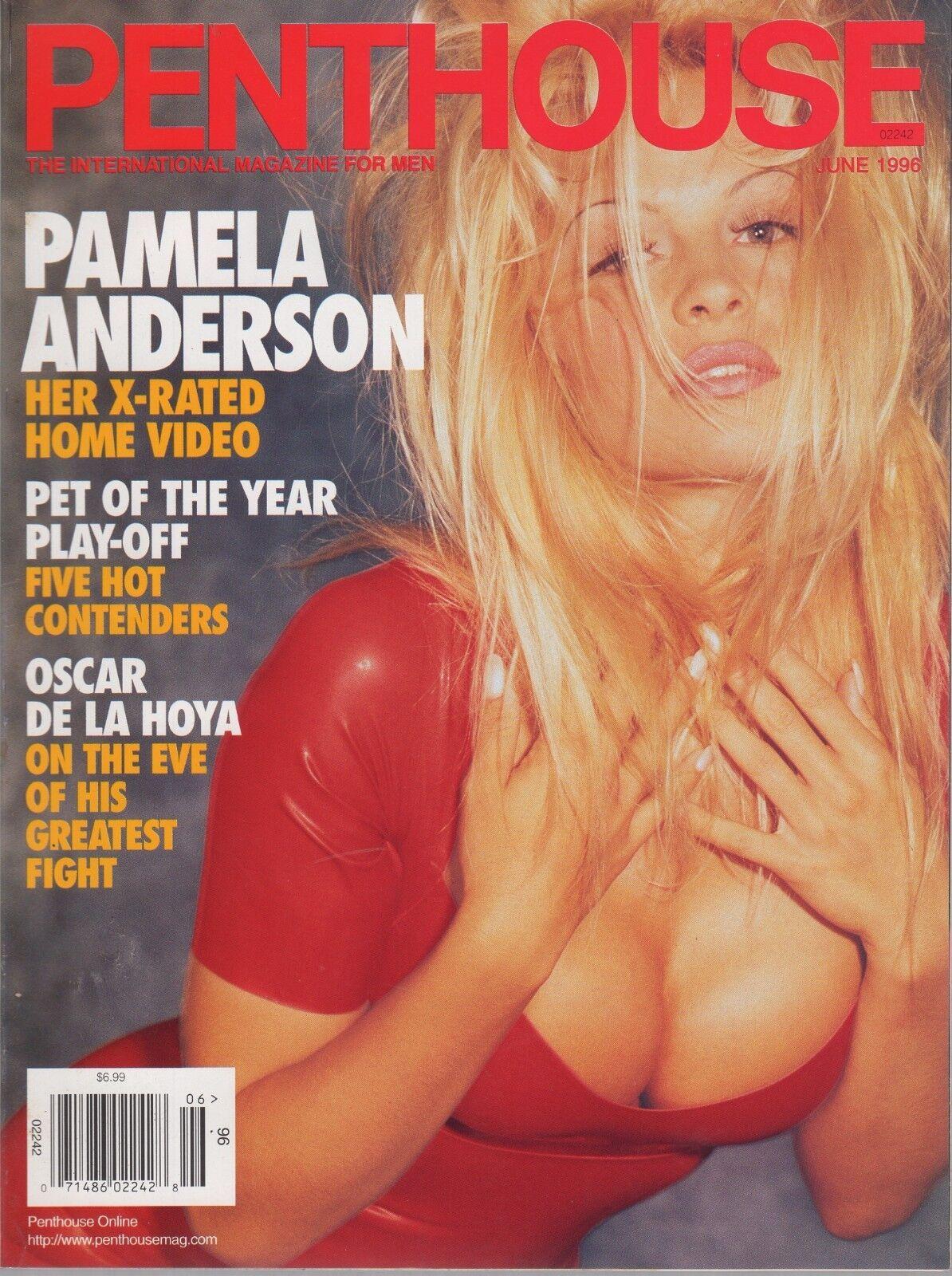 Pamela Anderson Sex Tape Penthouse