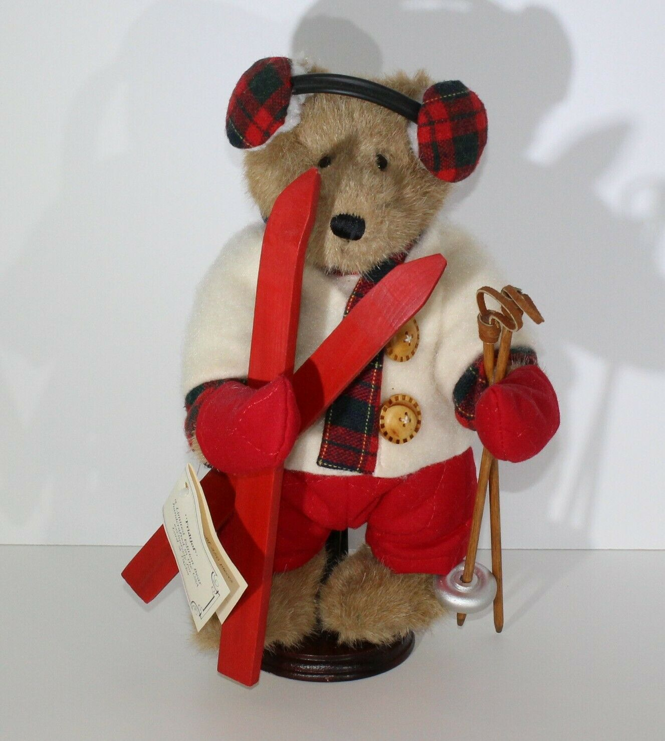 Fridtjof  Limited Edition Bear exclusively for Lord and Taylor  130 of  250