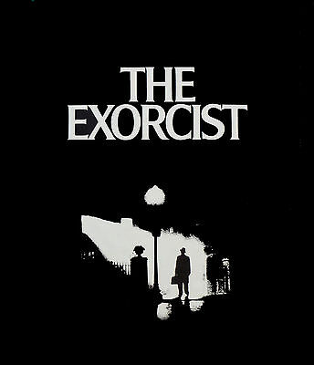 """THE EXORCIST"" ..Linda Blair ..Classic 1973 Horror Movie Poster A1A2A3A4Sizes"