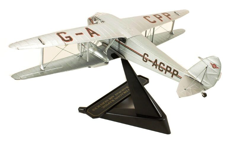 OXFORD DIECAST OX72DR006 1 72 DH DRAGON RAPIDE RAILWAY RAILWAY RAILWAY AIR SERVICES a314ce