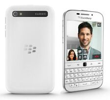 BLACKBERRY Q20 CLASSIC WHITE 2GB RAM 16GB ROM 3.5 SCREEN UNLOCKED SMARTPHONE