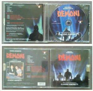 CD-OST-Horror-DEMONI-Claudio-Simonetti-Bava-colonna-sonora-no-mc-lp-dvd-vhs-OS1