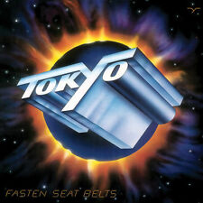 TOKYO - Fasten Seat Belts +5 Bonus tracks CD - 80's German Rock Band - Sealed