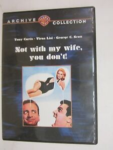 WARNER-BROS-ARCHIVE-COLLECTION-Not-with-My-Wife-You-Dont-1966-DVD-2009